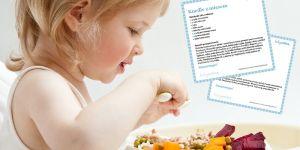 obiad dla dzieci, przepisy, dziecko