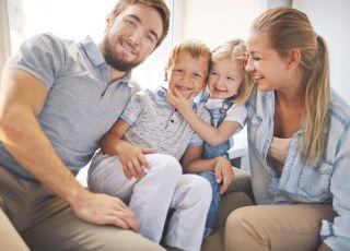 obraz polskiej rodziny