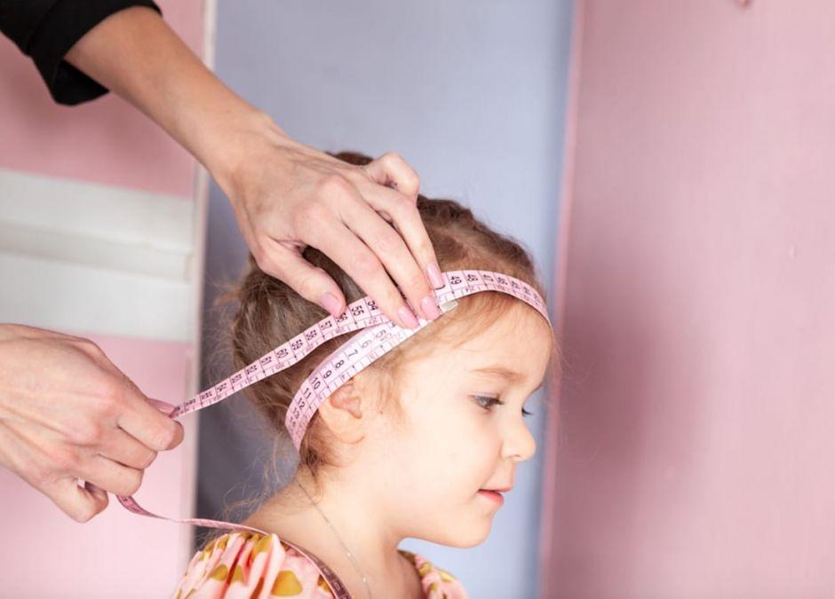 obwód głowy dziecka