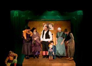 och, emil, spektakl, och emil, teatr lalki i aktora, wałbrzych