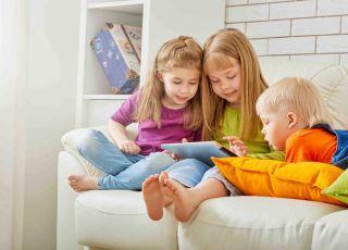 od kiedy tablet dla dziecka, smartfon dla dziecka, komputer dla dziecka, bezpieczeństwo w sieci, gry online dla dzieci