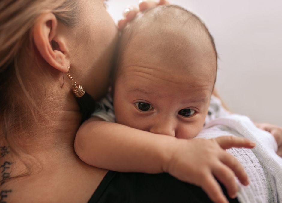 odbijanie noworodka