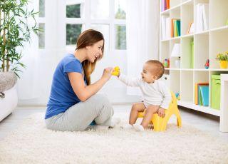 jak odpieluchować dziecko