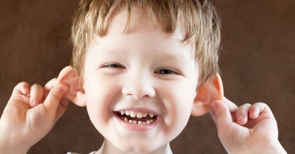 Odstające Uszy U Dziecka Mamotojapl