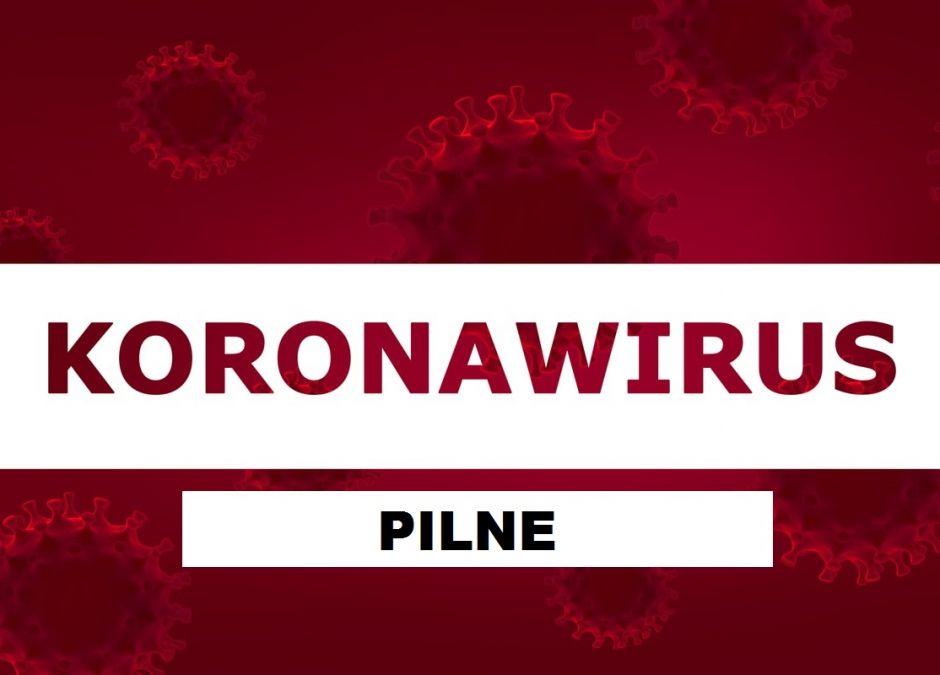 Ognisko koronawirusa w Łódzkiem. Miasto przywraca obostrzenia!