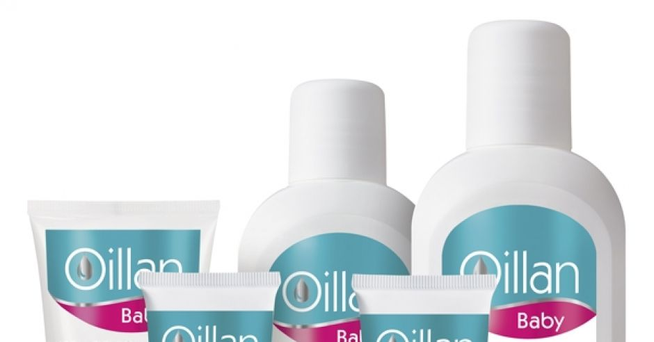 Oillan Baby, kosmetyki dla dzieci