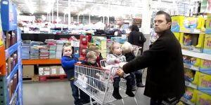 Ojciec 5 dzieci nagrał teledysk