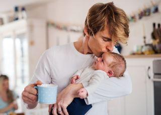 Ojciec, który kocha swoje dziecko