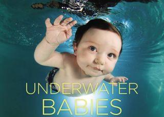okładka albumu  Underwater Babies