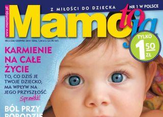 okładka Mamo To Ja numer 6/2014