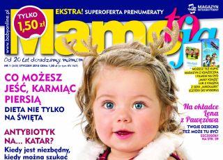okładka Mamo, To Ja   numer styczniowy 2016