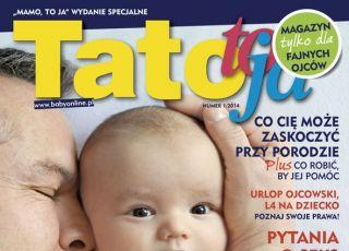 okładka Tato, To Ja