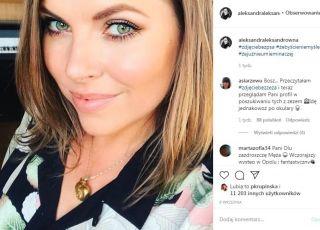Ola Kwaśniewska odpowiedziała fance, która wyrzuciła jej brak dzieci