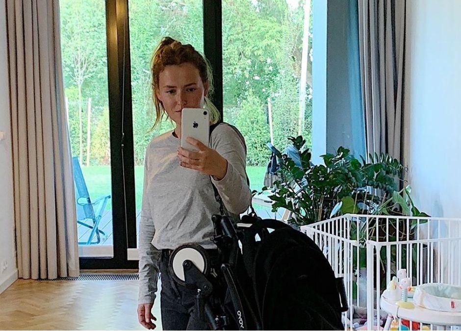 Olga Frycz pochwaliła się drogą spacerówką