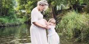 Olivia White inspiruje kobiety swoim zdjęciem