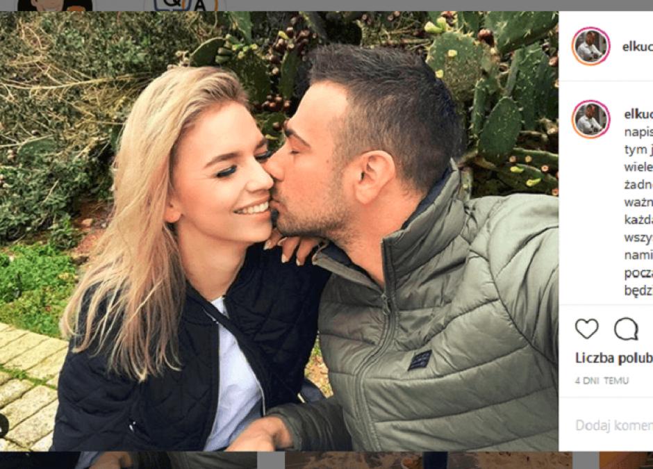 Oliwia i Łukasz zostali rodzicami