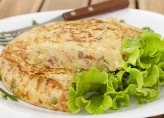 omlet, jajka, jajecznica