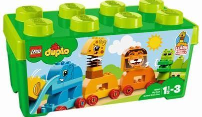 Opakowanie Lego Duplo