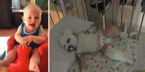 Oparzony chłopiec trafił do szpitala po oblaniu się wrzątkiem