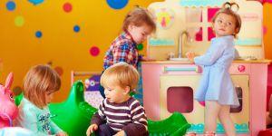 opieka nad dzieckiem w żłobku