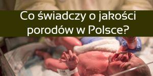 Opieka okołoporodowa w Polsce wg eksperta z Instytutu Matki i Dziecka