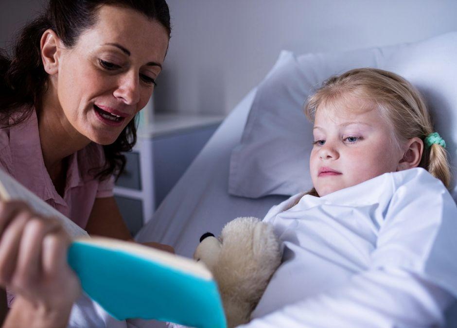 opłaty za pobyt rodziców w szpitalu przy chorym dziecku