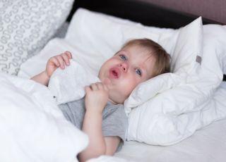 Opryszczkowe zapalenie gardła u dzieci
