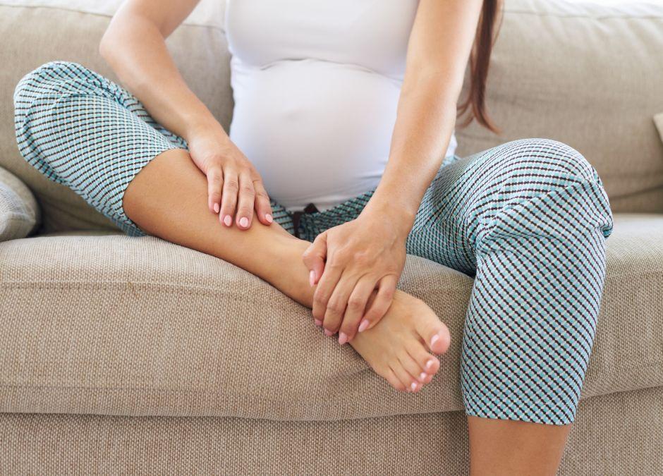 opuchlizna w ciąży