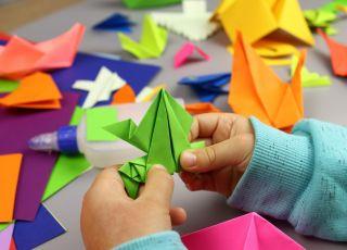 origami dla dzieci