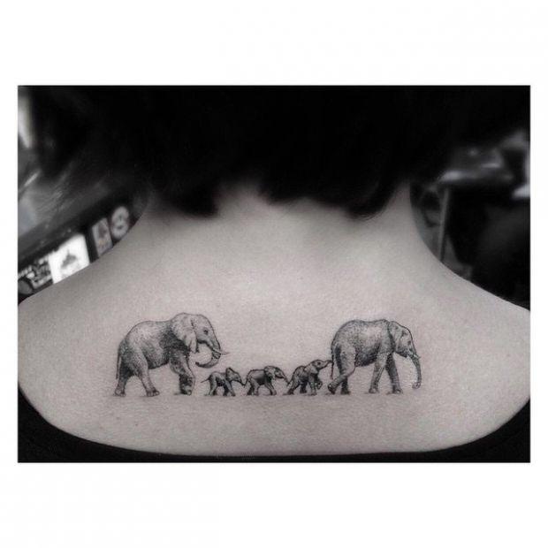 10 Pomysłów Na Tatuaż Dla świeżo Upieczonych Rodziców
