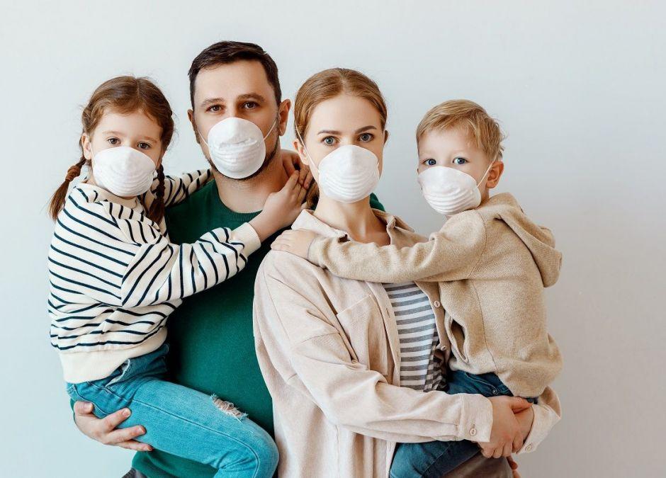 Osoby wyłączone z nakazu zasłaniania nosa i twarzy