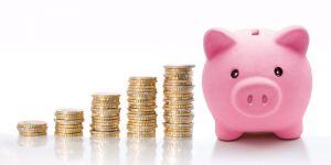 oszczędzanie, świnka skarbonka, pieniądze