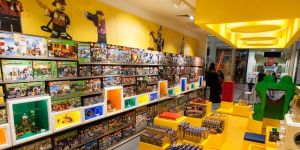 otwarcie lego store