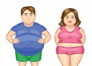 otyłość, nadwaga, niepłodność, waga przed ciążą