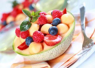 owoce, deser, kuchnia