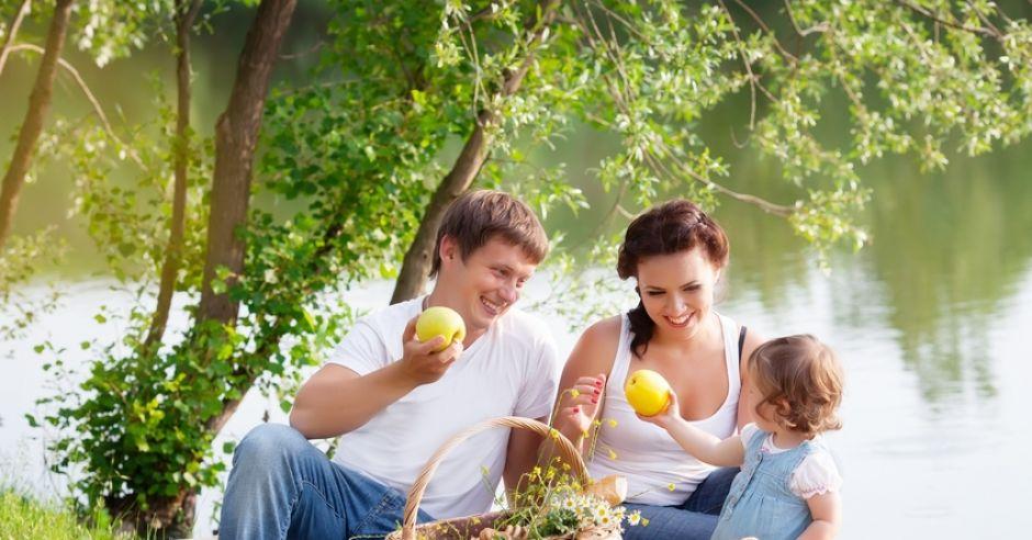 owoce sezonowe, owoce dla dzieci, jabłka dla dzieci, karmienie niemowlaka, rozszerzanie diety niemowlaka
