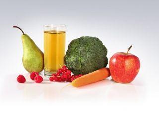 owoce, warzywa, dieta dziecka