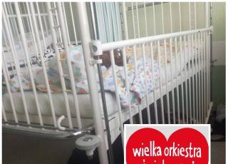 Owsiak kupi łóżka dla szpitala