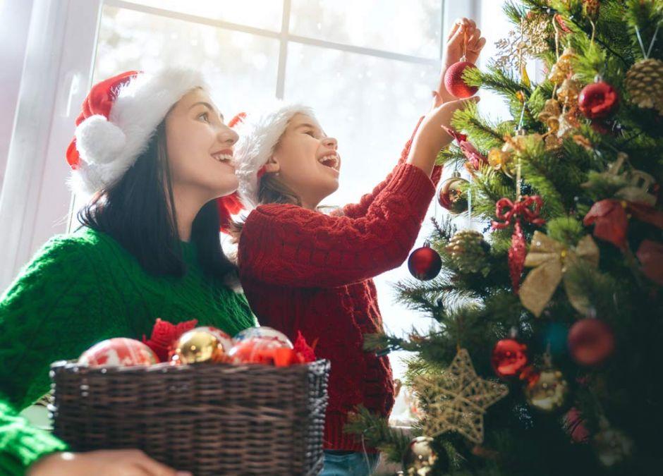 ozdoby świąteczne dla dzieci na Boże Narodzenie