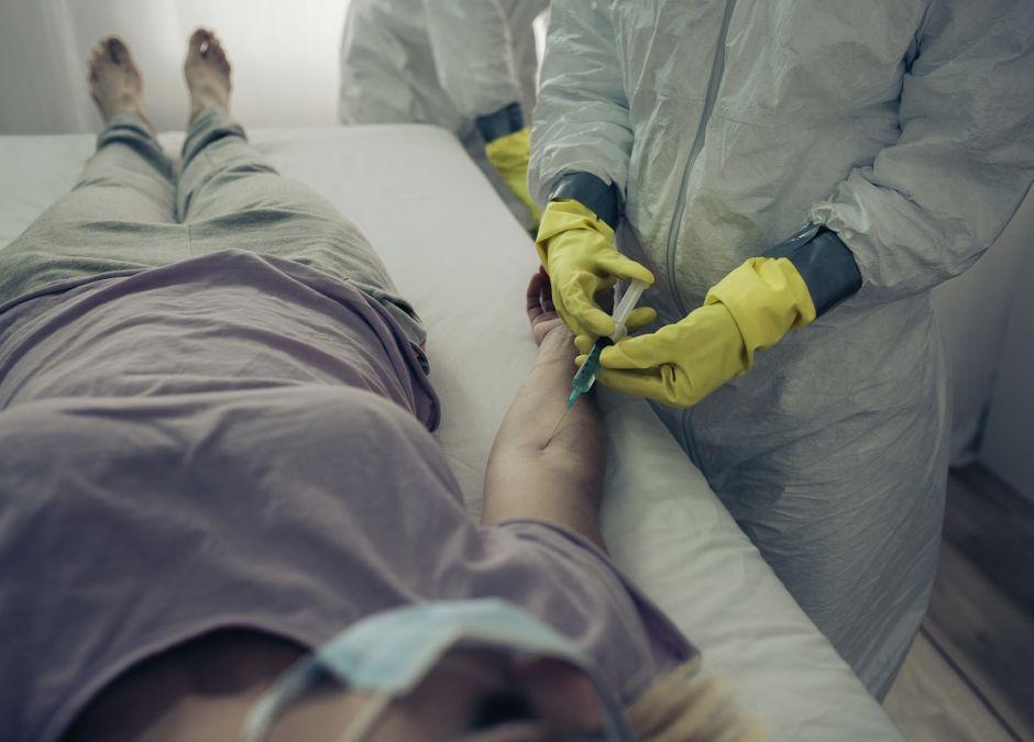 Pacjentka z podejrzeniem koronawirusa w szpitalu w Łodzi
