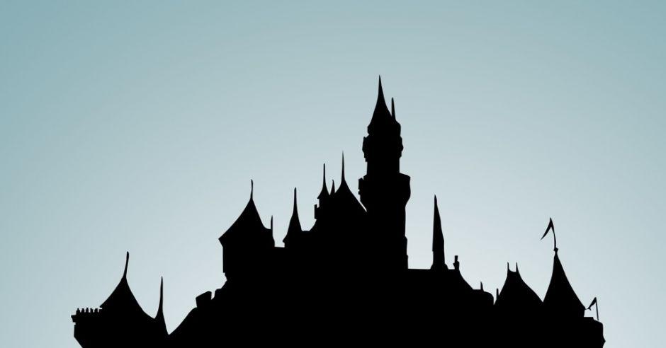 pałac Disneya