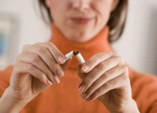 palenie, papieros, kobieta