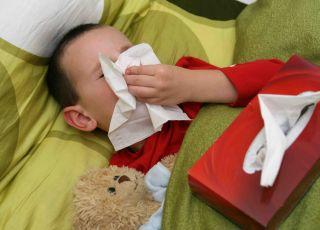Palenie w ciąży ma wpływ na pojawienie się alergii u dziecka