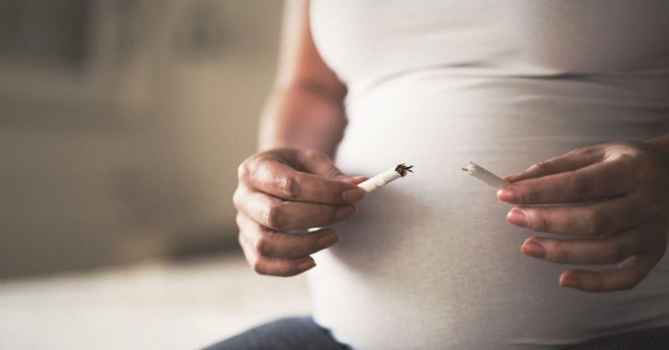 Palenie w ciąży