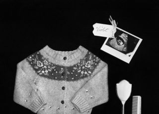 Pamiątki fotografki Dianne Yudelson po poronieniu