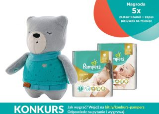 Pampers i Szumiś