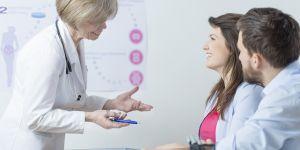 para na konsultacji przed in vitro