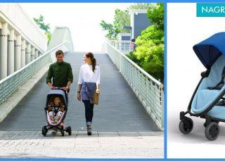 para na spacerze z wózkiem