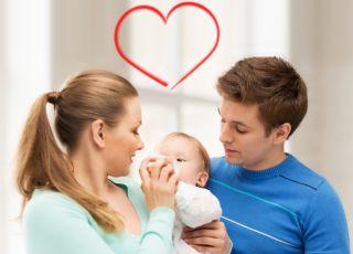 Walentynki z dzieckiem