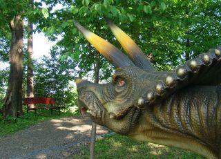 Park Dinozaurów i Dużych Owadów  Ustroń